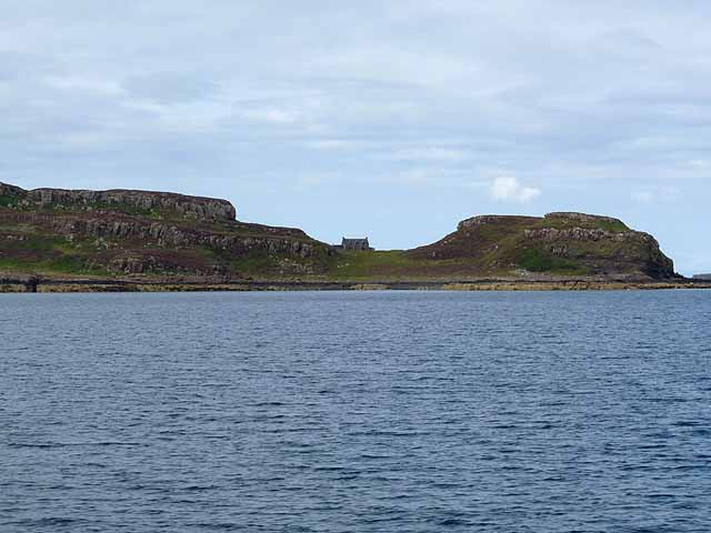 Eastern end of Little Colonsay