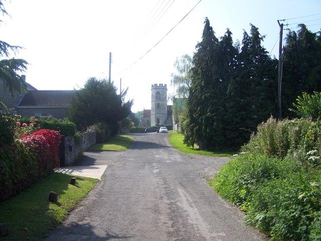 Church Street, Barton St David