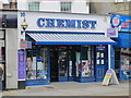 TQ2384 : Chemist, Station Parade, NW2 by Mike Quinn