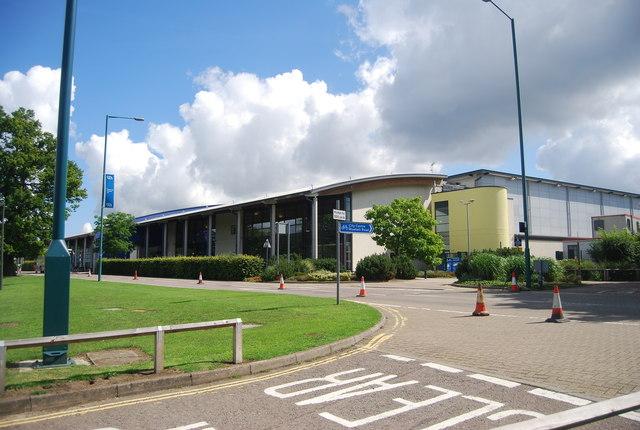 UEA - Sports Centre