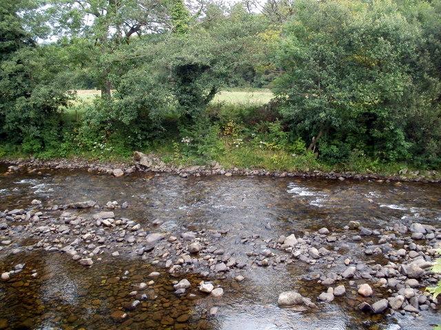 Across the River Neath, Glynneath