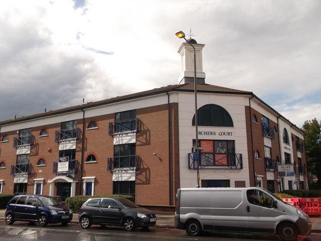 Archers Court, Bromley