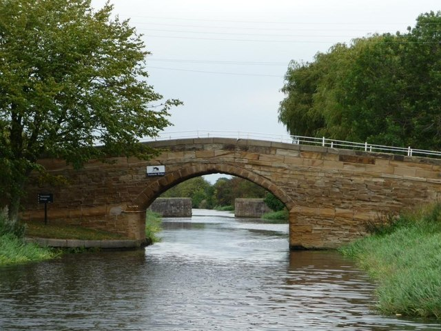 Selby Canal, West Haddlesey