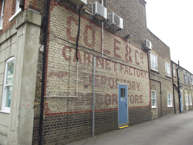 Old Ghost Sign