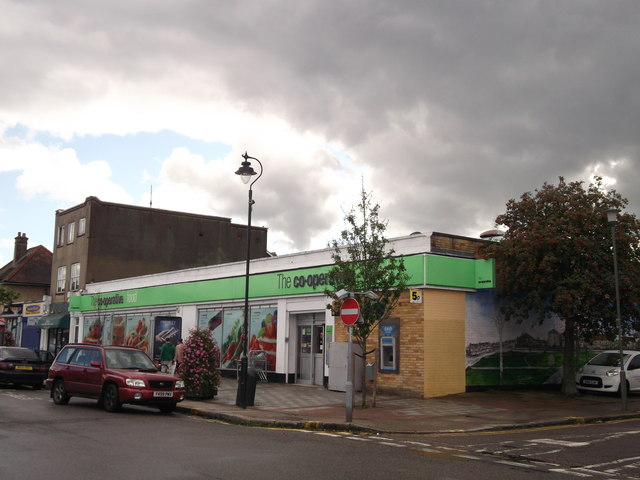 Chatterton Co-operative Supermarket