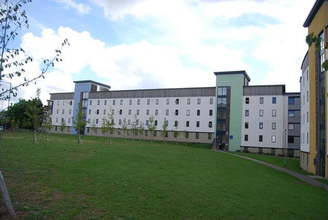 UEA - Victory House