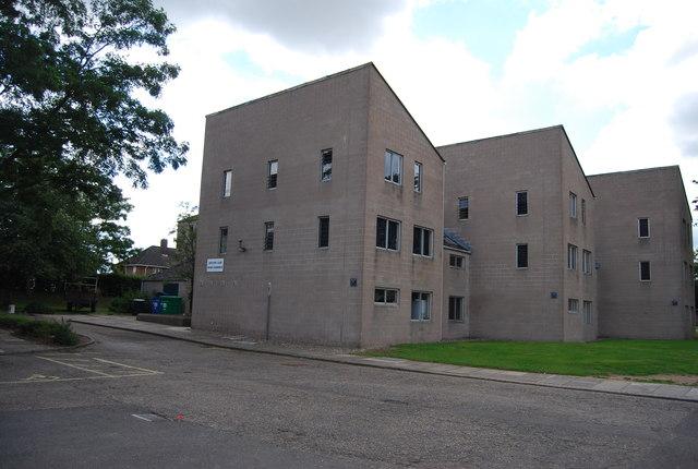 UEA - Wolfson House