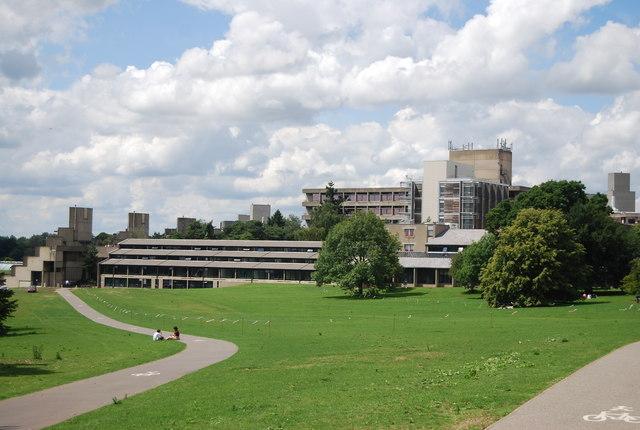 UEA - Suffolk Terrace