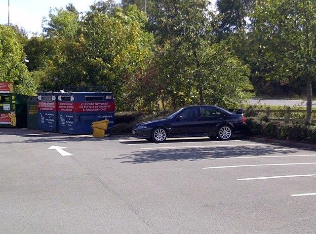 ASDA Car Park