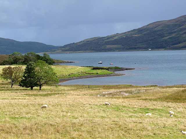 Head of Loch Spelve