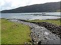 NM6726 : Loch Spelve Fish Farm by Oliver Dixon