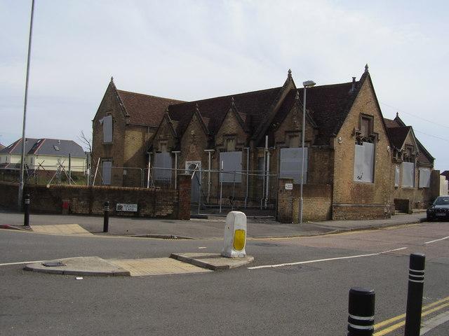 Old school buildings