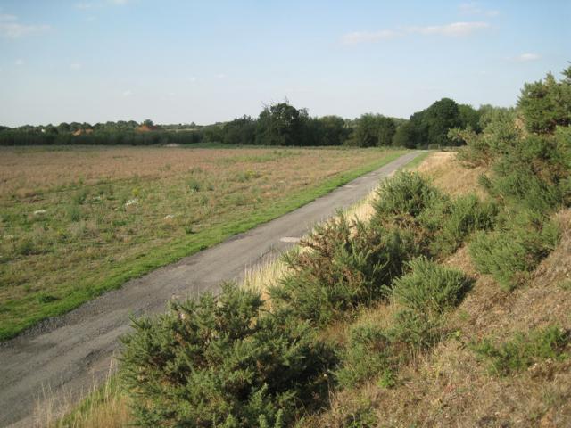 Track to Mercote Mill Farm