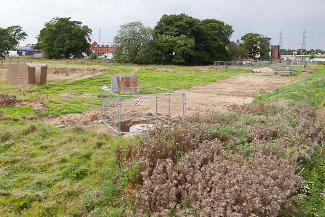 Building site southwest of Hambledon Road