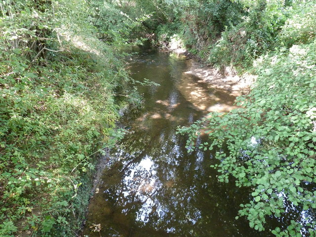 Hammer Stream flowing south