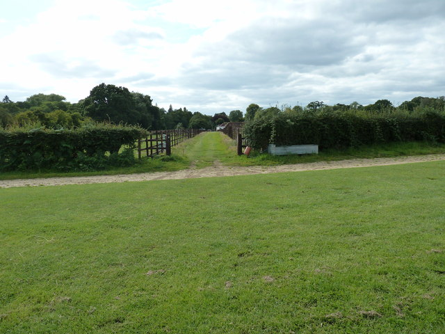 Footpath 1138 to Chithurst Farm and Chithurst