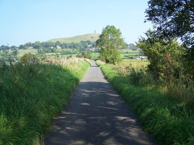 Lane To Glastonbury