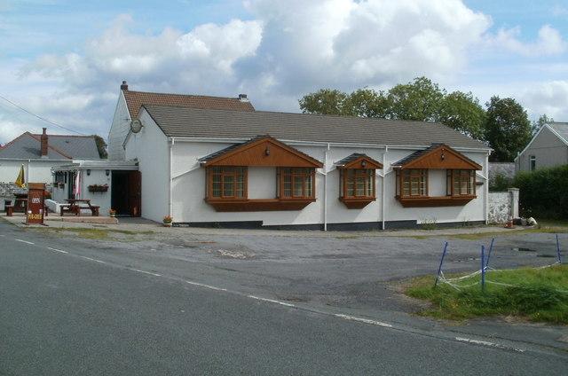 Ashgrove Inn, Coelbren