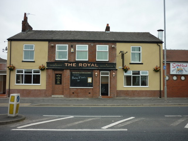 The Royal on Albert Road