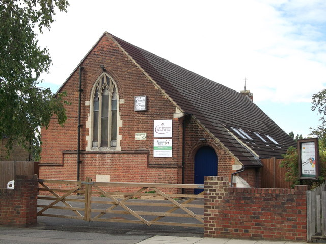 15th Bromley Scout Club house