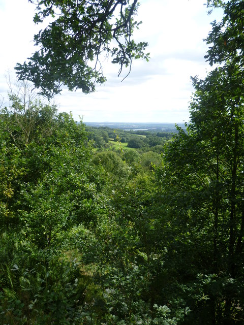 View from Emmetts