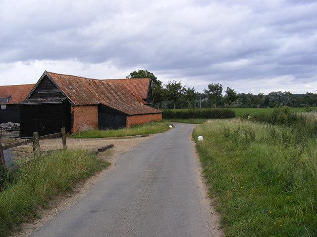 Barns at Letheringham Hall