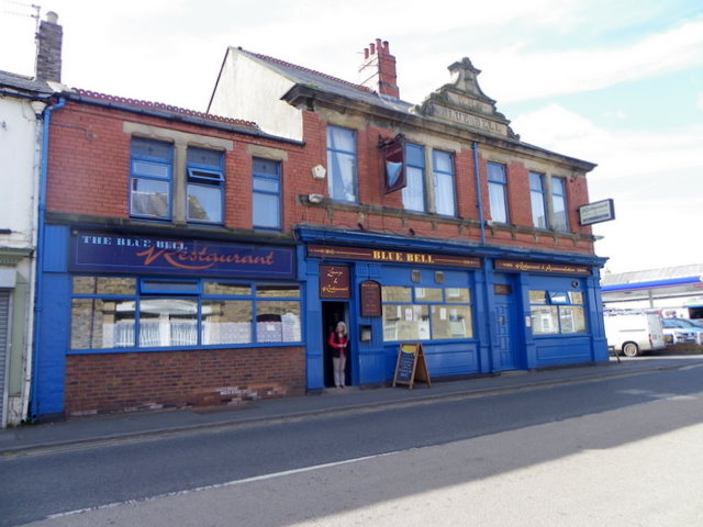 The Blue Bell, Amble