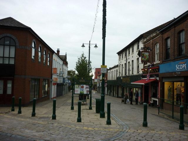 Church Street, Eccles