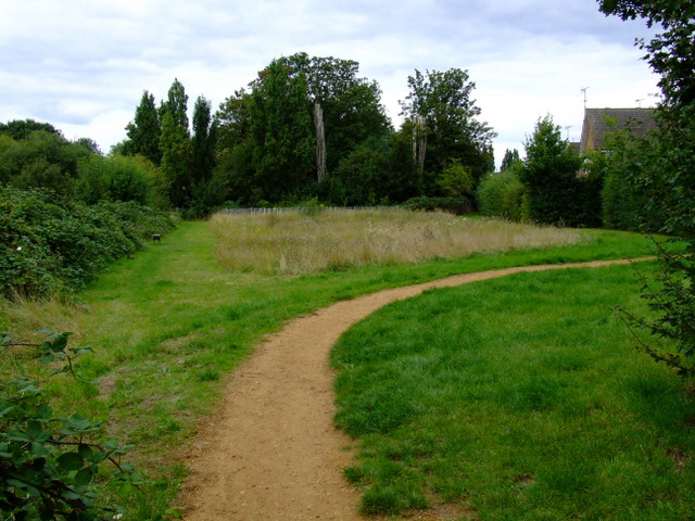Path near the River Brent