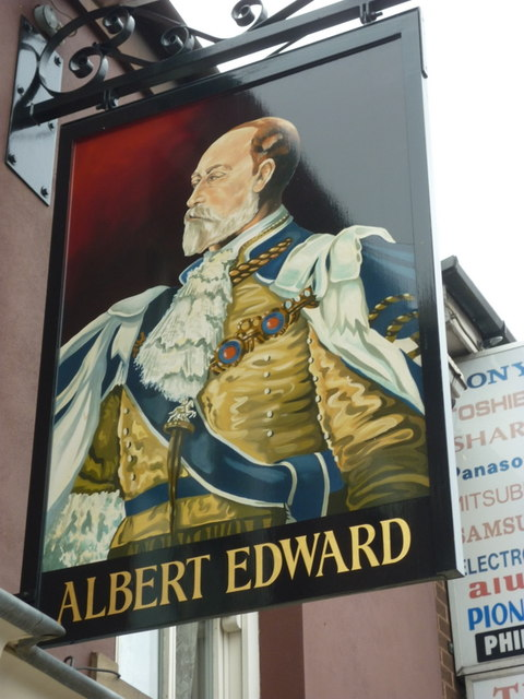 The Albert Edward public house