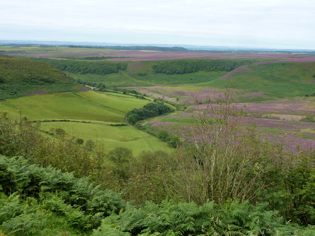 Hole of Horcum, Yorkshire