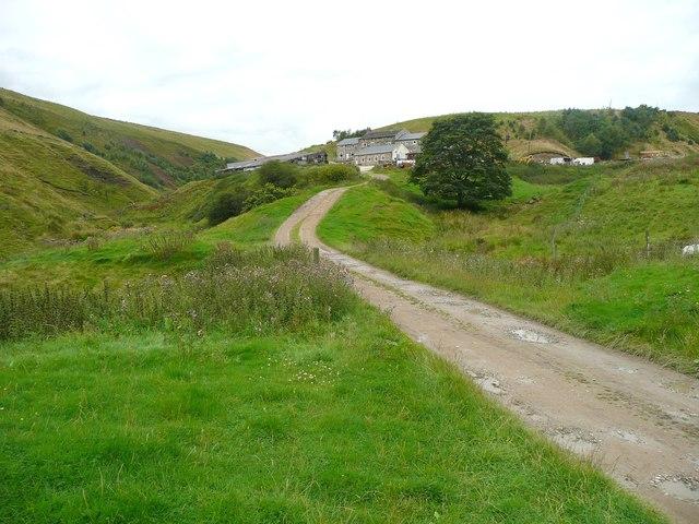 Coal Clough Road, Cliviger