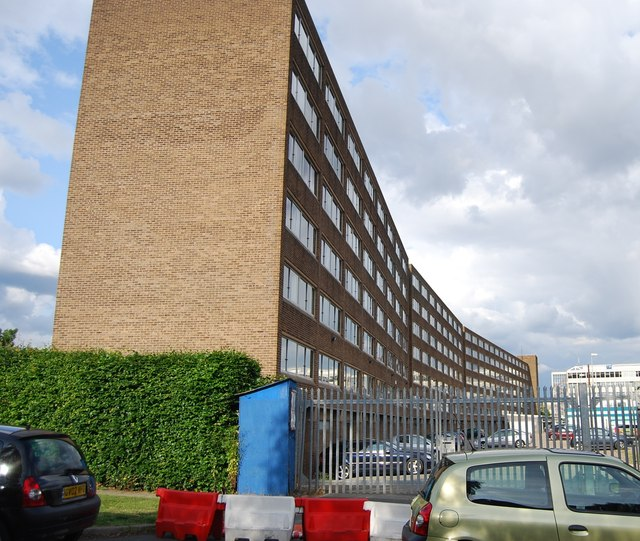 Flats, Metchley Lane