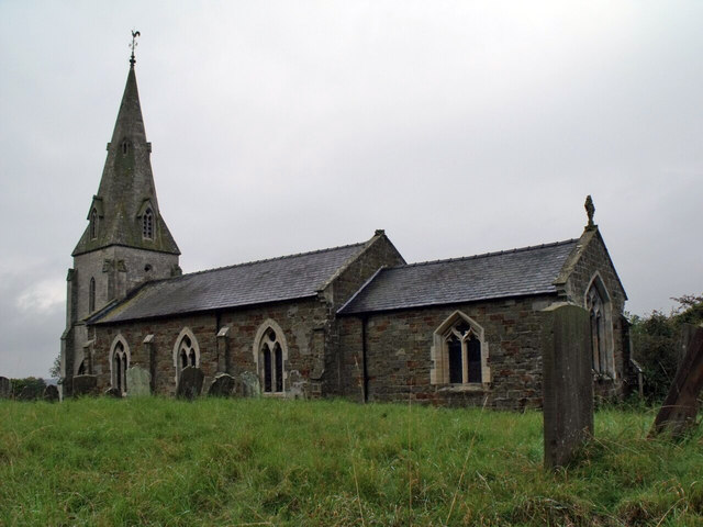 St Benedicts Church, Wood Enderby