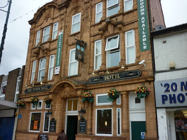 The Town Hall Hotel, Eccles