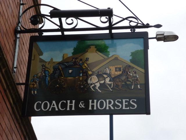 The Coach & Horses public house