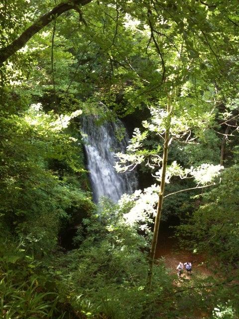Foss Falls, near to Littlebeck North Yorkshire