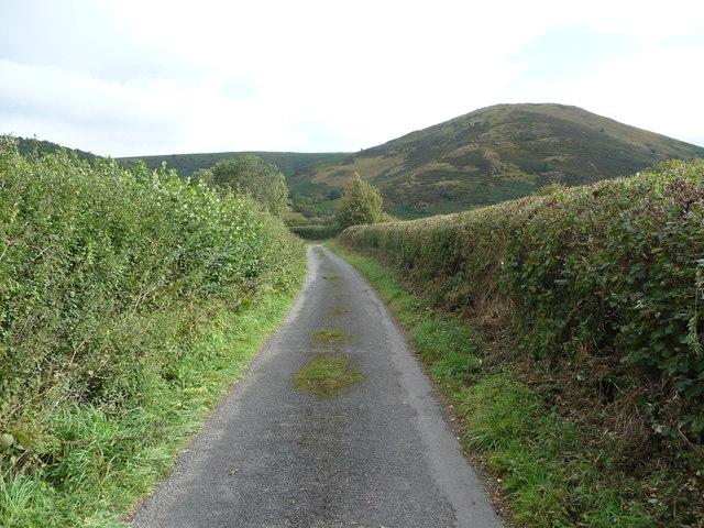 Part of Hanter Lane