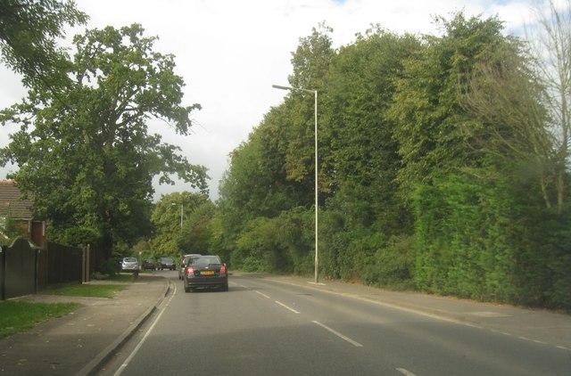 Winkfield Road - Clewer Green