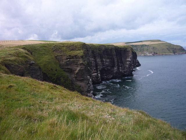 Cliffs near Lion's Head