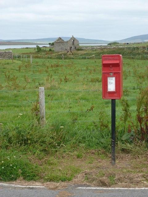 Voy: postbox № KW16 10