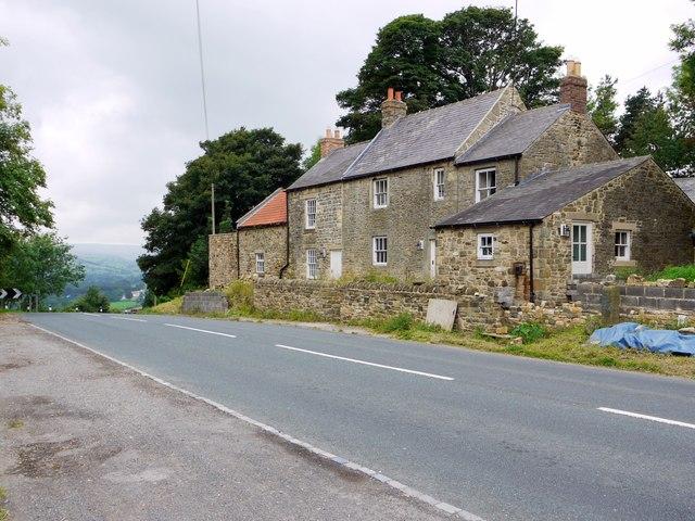 Little Redgate Farmhouse