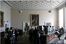 SP6737 : Stowe House, garter room by Graham Horn