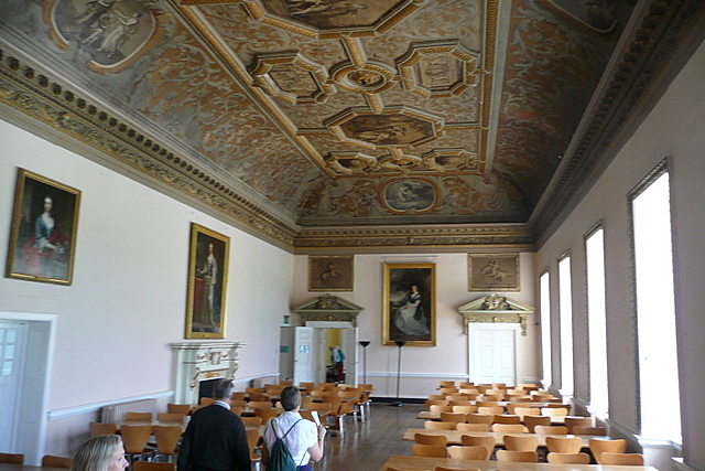 Stowe House, state dining room