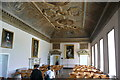 SP6737 : Stowe House, state dining room by Graham Horn