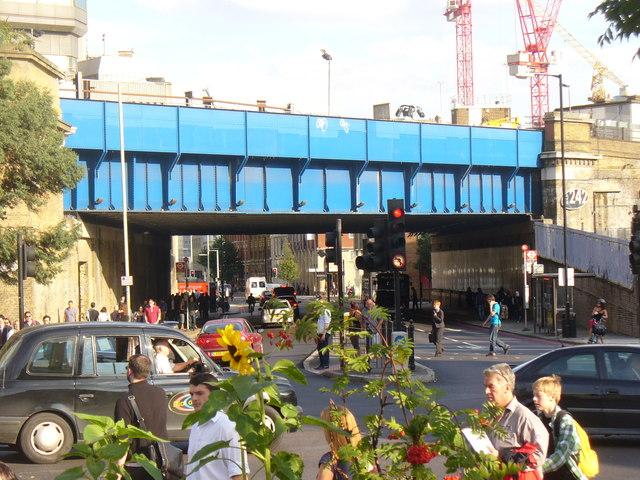 Rush Hour in Southwark
