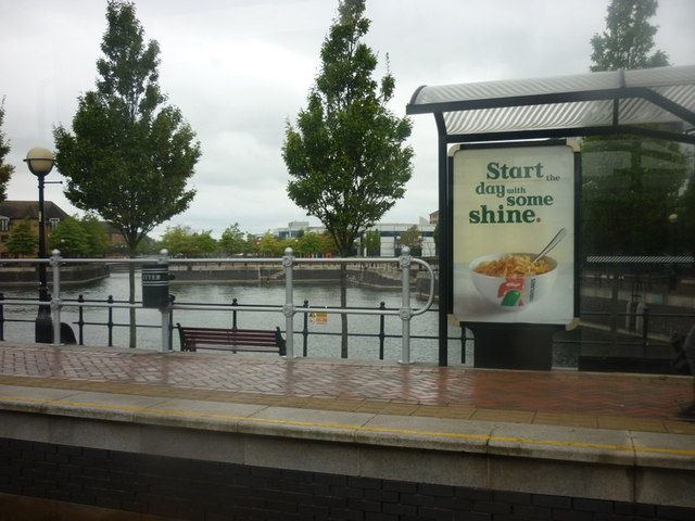 St Peter Basin, Salford Quays