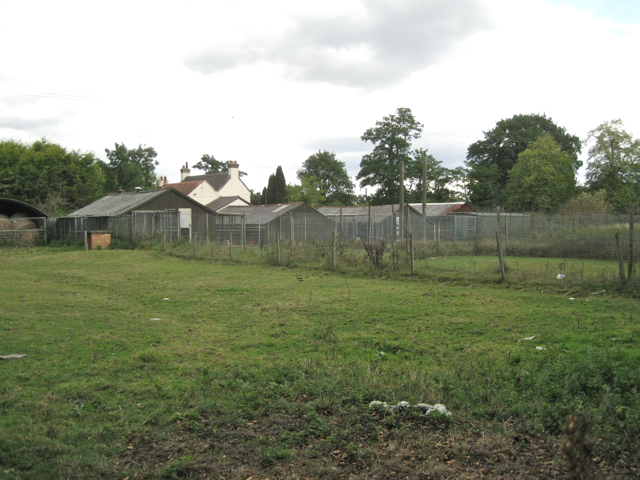 Kennels and exercise areas, Arden House