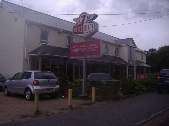 7 Hotel and Diner, London Road Halstead