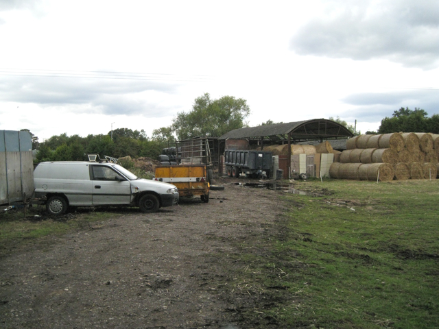 Corry farm, Marsh Lane